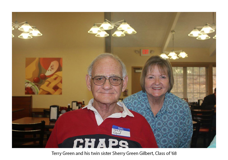 Terry Green '68 and his twin sister, Sherry Green Gilbert '68.jpg