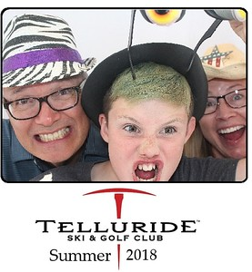 Telluride Ski & Golf Club  Summer 2018