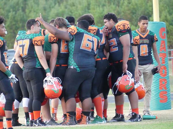 ECHS Varsity Football 09/07/18