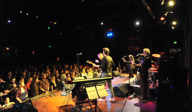 BERU REVUE'S 2015 THANKSGIVING SHOW AT THE WORLD CAFE LIVE