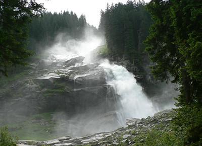 Austria - Hallstatt, Zell am See, Krimml, Grossglockner