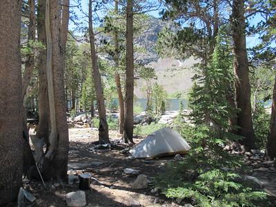Hoover Wilderness -- Green Creek to Summit Lake  8-19
