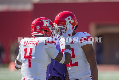Rutgers v Indiana 10-12-2019