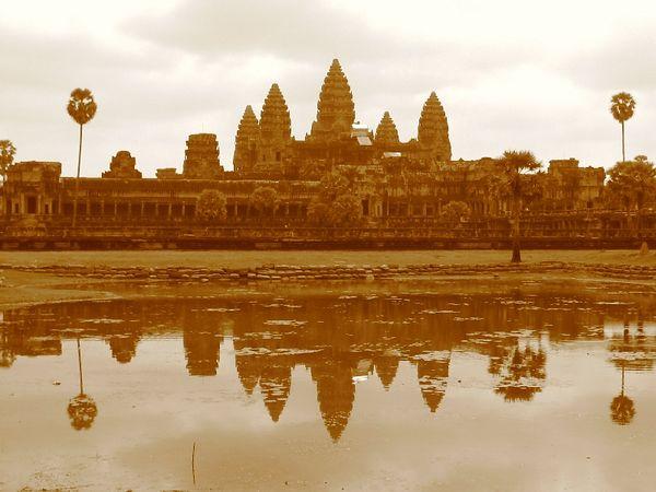 Cambodia / Angkor Wat