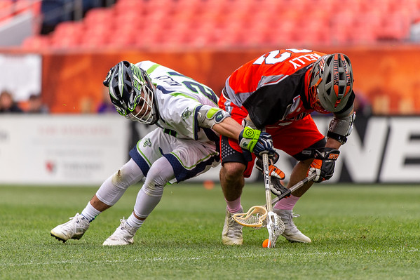 Denver Outlaws vs Chesapeake Bayhawks - 20180513