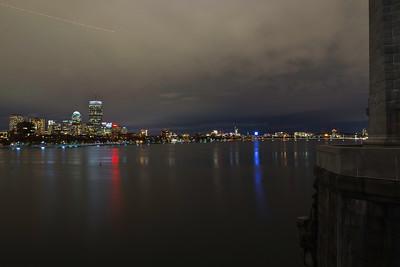 2016-11-09 Boston from Longfellow Bridge - GLTP Trip