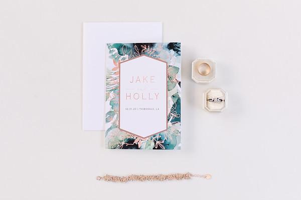 Jake + Holly Wedding