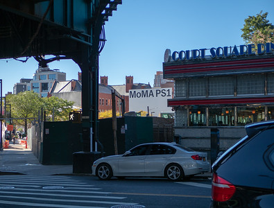 2 Visiting MoMA PS1 in Queens
