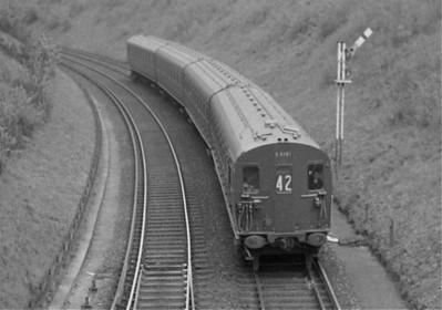 Class 415 (4 Epb) B.R. Eastleigh Works