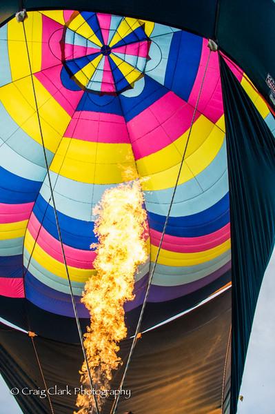 Tigard Balloon Festival 2014