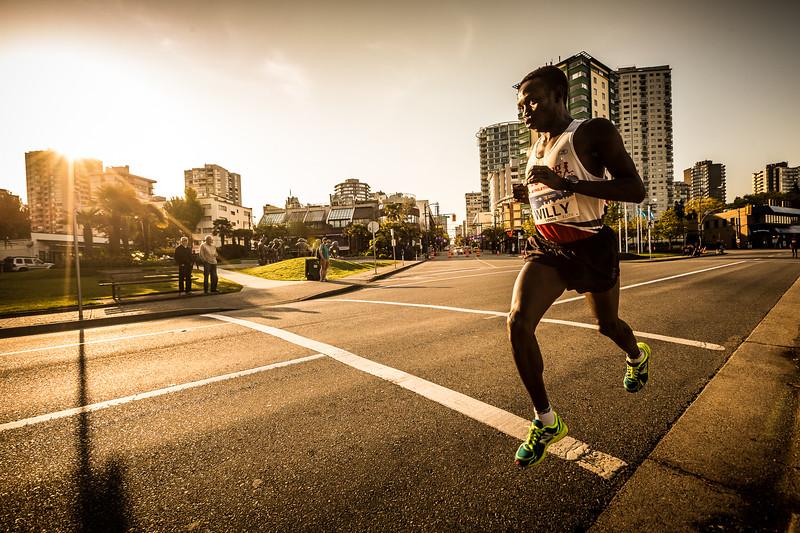 BMO Vancouver Marathon 2015/2016
