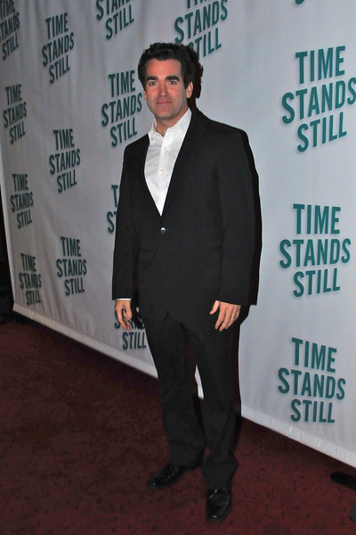 """10/07/10 -Brian D'Arcy attends the after party at 230 Fifth following opening night of the Broadway play """"Time Stands Still,"""" which he stars in."""