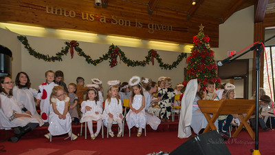2018 S.A.  Temple Christmas Pageant and Concert