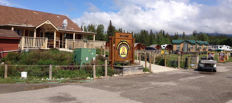 Hinton/Jasper KOA Campground