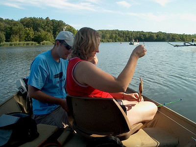 Savannah Fishing