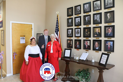 The Republican Headquarters Office & Republican Museum Open House