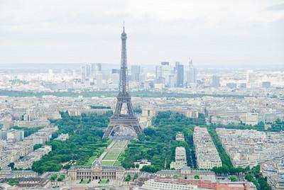 Aerial Paris