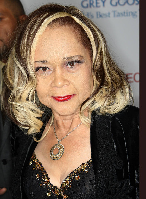 . Singer Etta James.  (Photo by Frederick M. Brown/Getty Images)