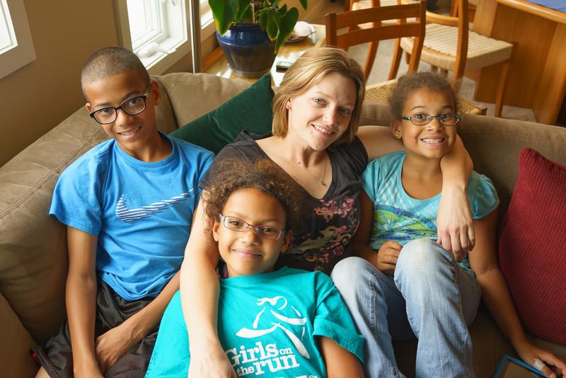 Neilvonte, Savannah, Kristin, Mariah