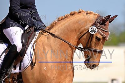 2021 Texas Rose Dressage Classic I & II