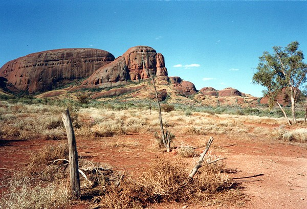 Ayers Rock 1990's
