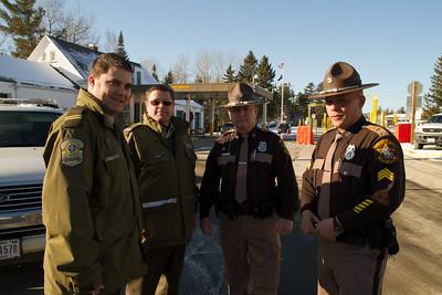 Franklin County Sheriff - Canada Exchange Program