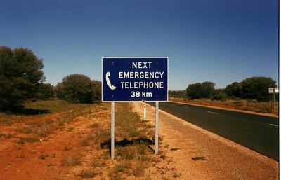 Alice Springs 1989
