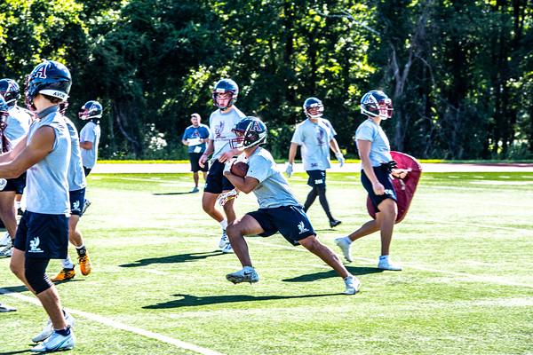 2021 Pre-Season Practice
