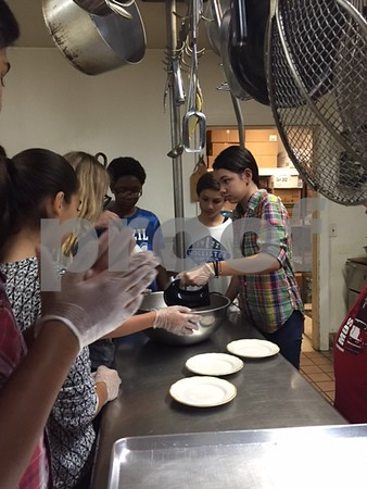 Youth Group Baking Day