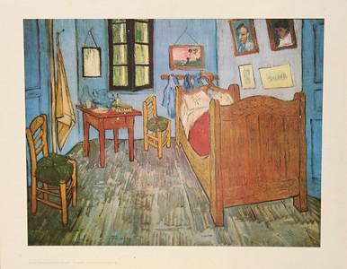 Eastridge: Vincent van Gogh's Room