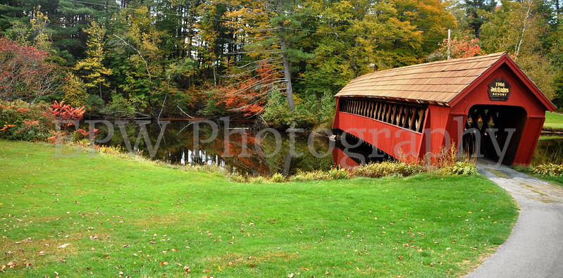 Autumn in New Hampshire X
