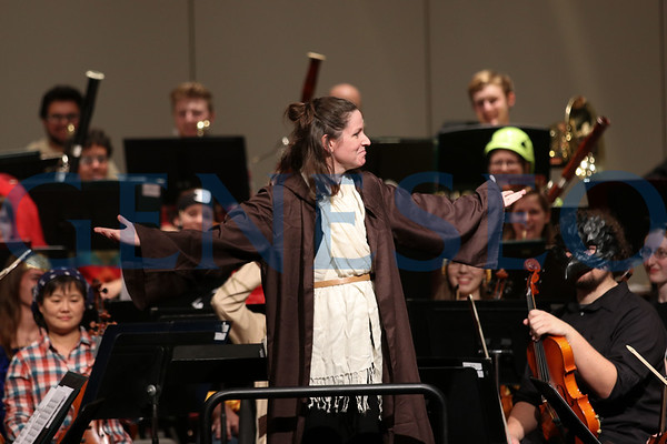 Geneseo Symphony Orchestra Halloween  (Photos by Dominic F)