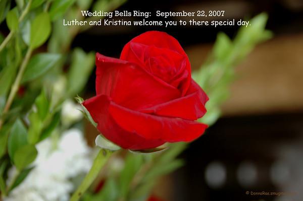 Wedding Bells 2007