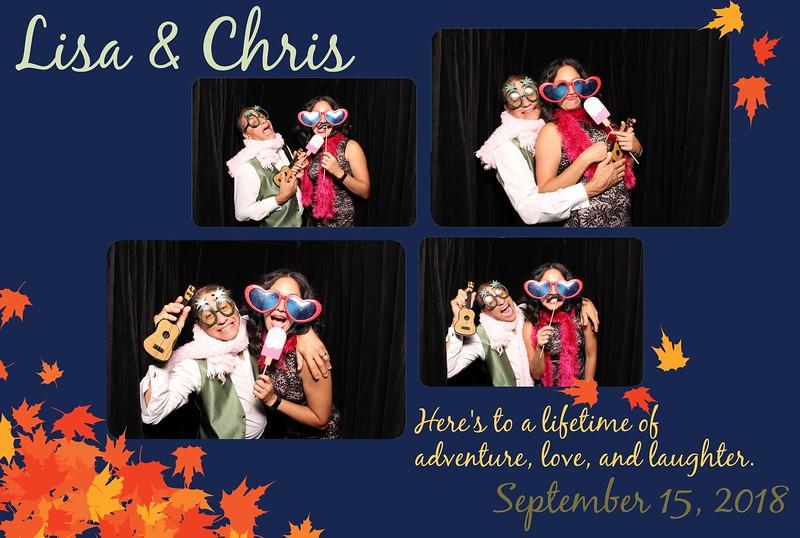 ShutterBoothABQ photobooth photos from the wedding at Casas de Suenos