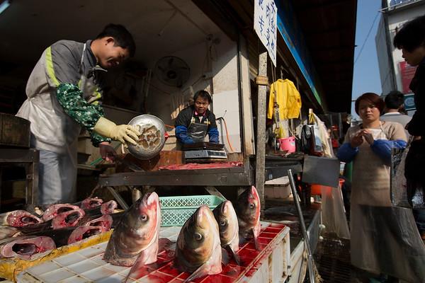 Gongbei Wet Market - Zhuhai