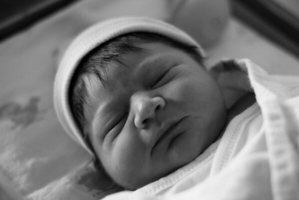 Baby Wyatt Loren Crosby