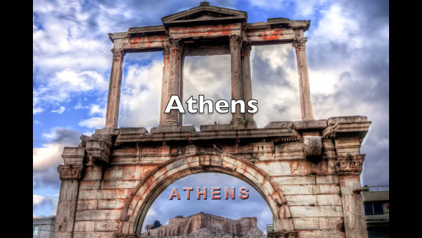Athens & Greek Isles 2011
