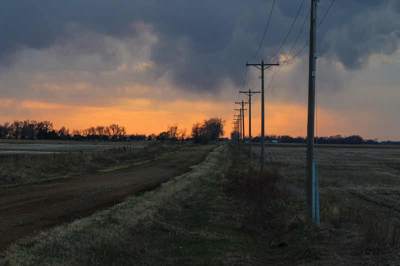 Stormy Roads