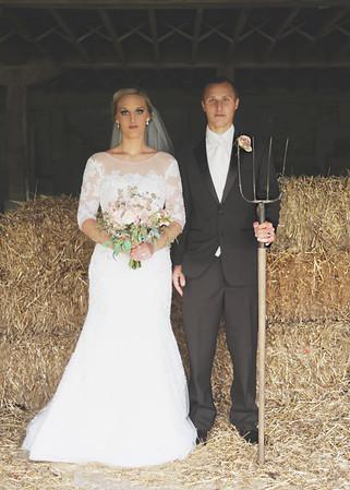 Terra and Macy- Marian Hills Farm Wedding