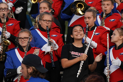 LB MB @ Donnell FB Game (2019-09-26)