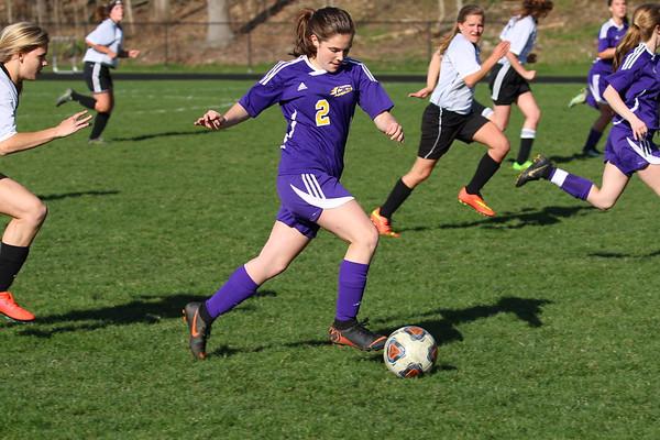 Soccer Girls JV vs Covenant - KCHS 4/23/19