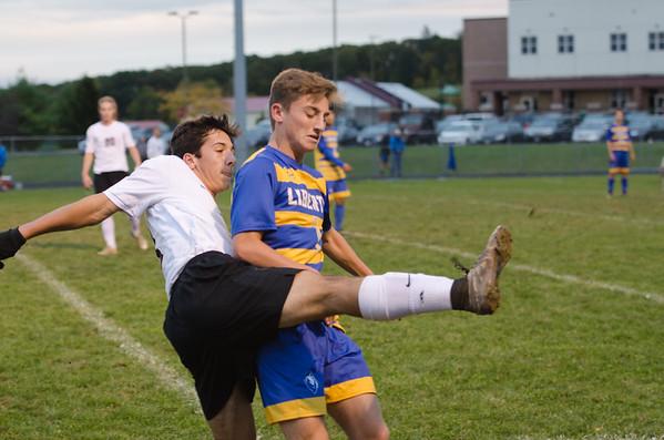 WMHS Soccer vs Liberty 10_21_16