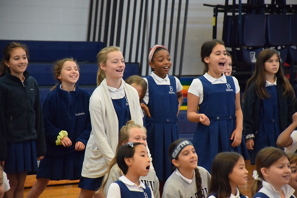 Lower School Drones Assembly 2019