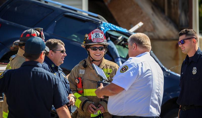 Huber Heights Fire Division Open House 2021