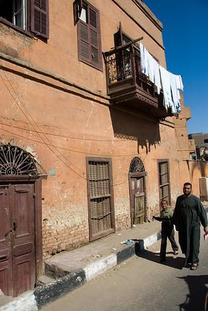 Luxor, Egypt (Present)