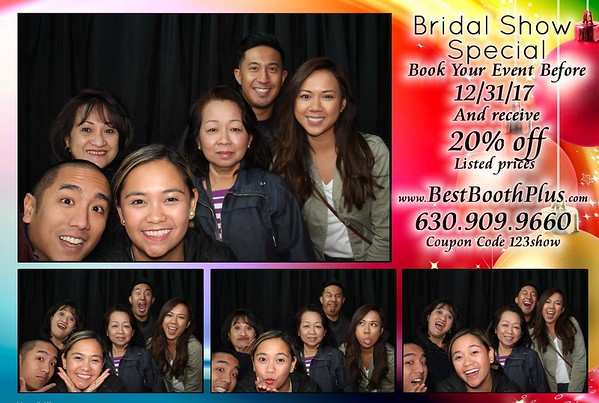 Bridal show at Doubletree