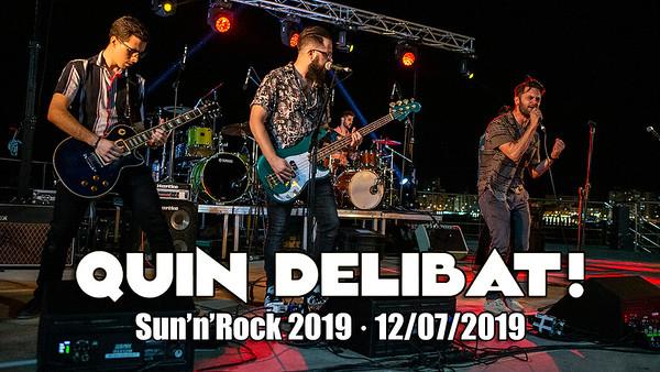 QUIN DELIBAT SUN'N'ROCK 2019