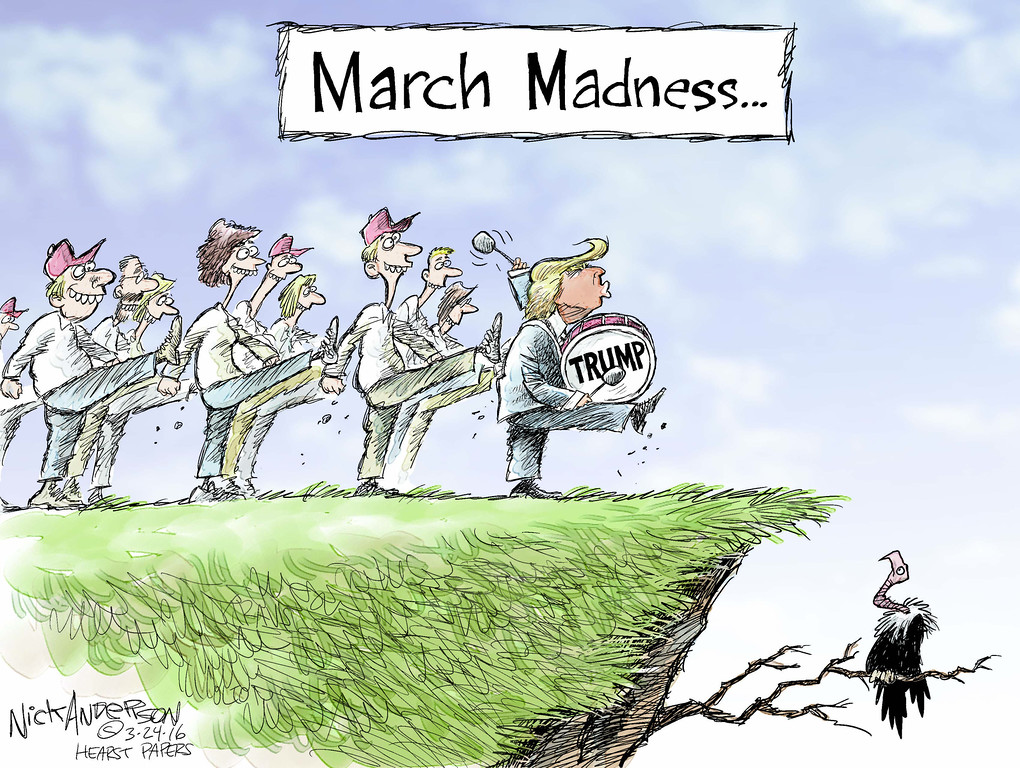 . Nick Anderson / Houston Chronicle