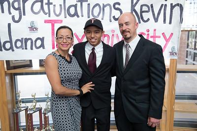 Americas High School Kevin Aldana Signing