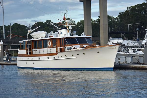 "Trumpy Yacht ""America"""